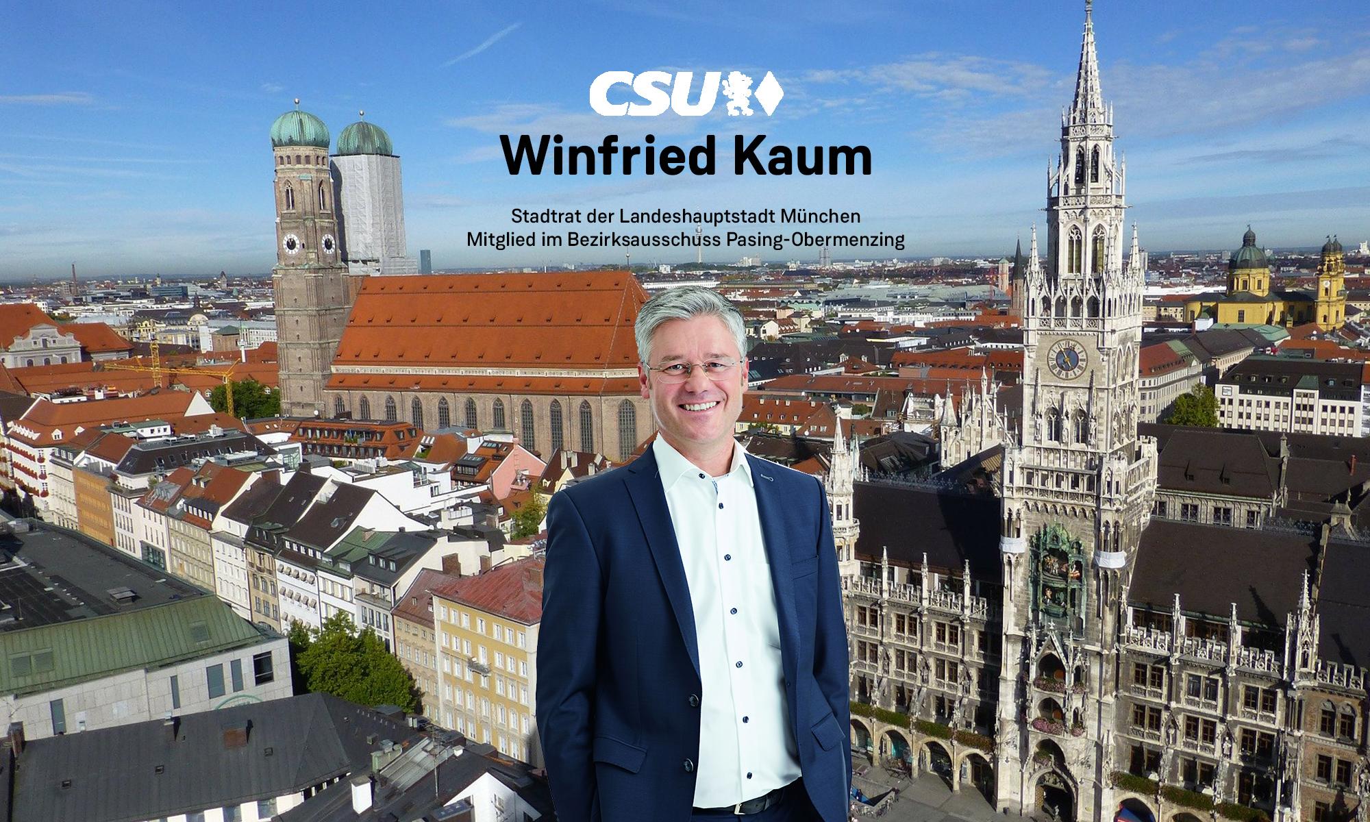 Winfried Kaum
